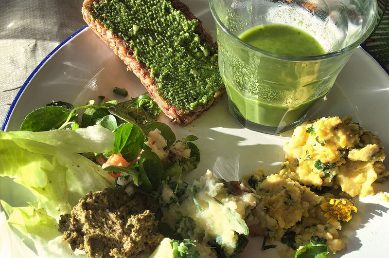 dutch spring in amsterdam Food And Drink Food Freshness Healthy Eating Ready-to-eat Wellbeing Plate Still Life Glass Indoors  No People Vegetable Serving Size Table Drinking Glass Household Equipment Close-up Drink Meal Green Color Crockery Vegetarian Food Tray