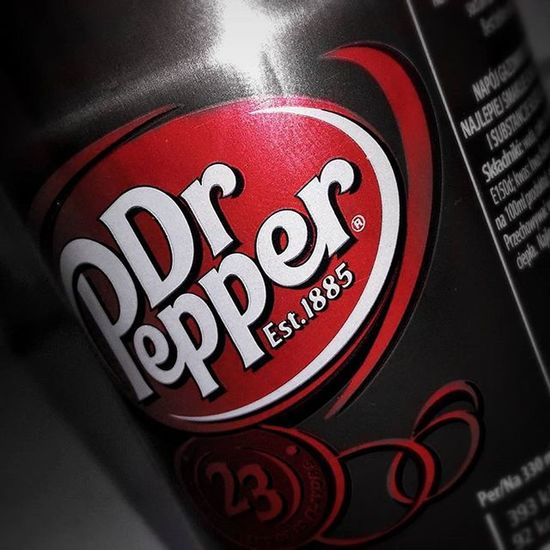 Dr Doctor  Pepper Doctorpepper Photo Red Black Gray White 1885 23 доктор пеппер докторпеппер Instagood Drinkup Photooftheday Cocktails Slurp Drink Can Yummy Glass Wine Drinks yum thirsty liquor thirst