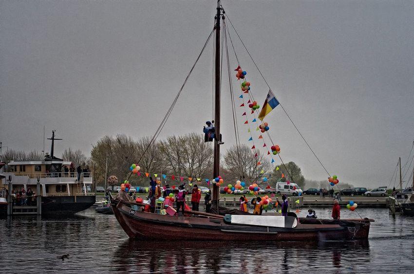 Saint Nicholas Day Saint Nicholas Sinterklaas Intocht In Almere-Havenvv Sinterklaas 2013