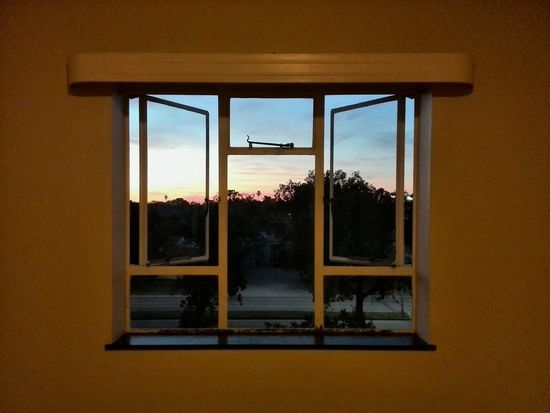 Past views. Sunset Apartment View View Windows Dusk Home Is Where The Art Is