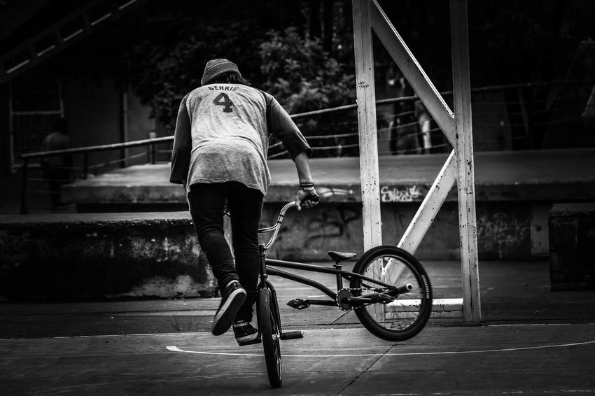 freestyling Bmx Cycling Costa Rica Playing With Filters Heredia, Costa Rica Walking Around Barva Walking Around Taking Pictures Pinhole Photography Pinhole Streetphotography Outdoors Bicycle Full Length Men Cycling Exercising Motion