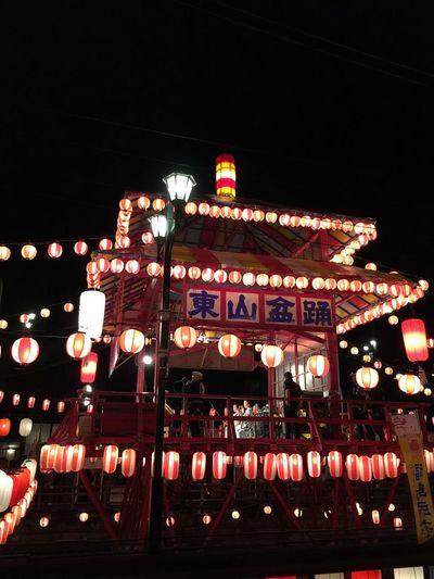 東山盆踊り71周年です。 Summer FUKUSHIMA