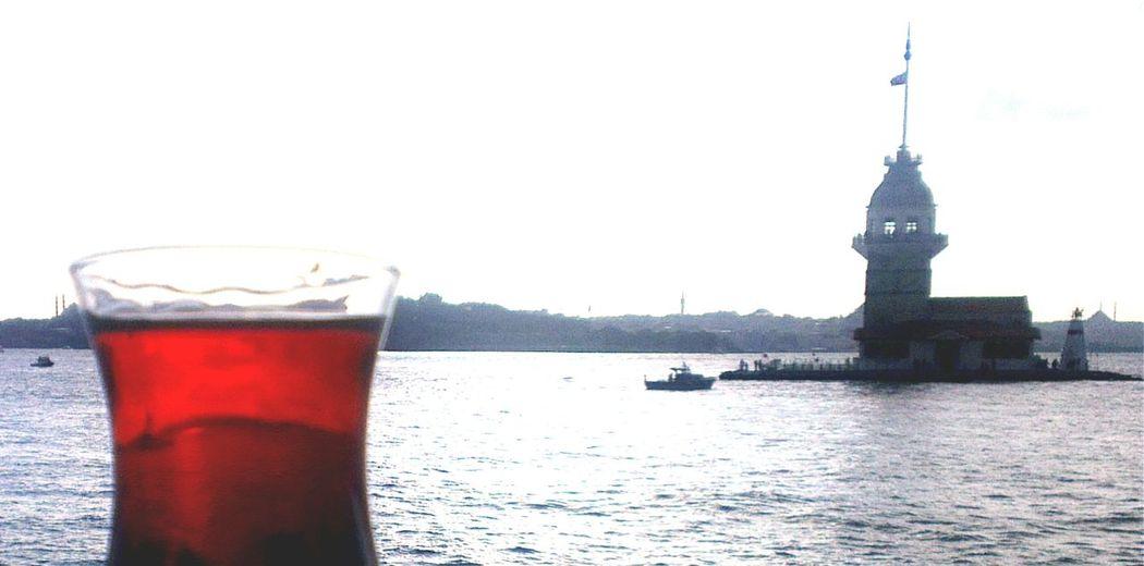 Tea and Sea and