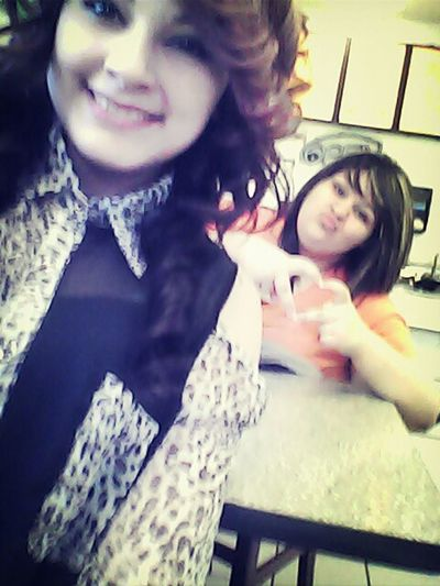 Moments With My Uglyy Sister ♥