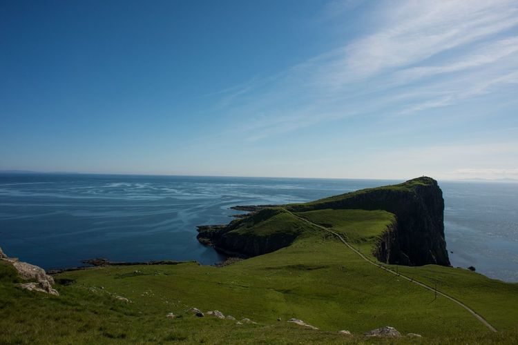 Neist Point At Isle Of Skye Travel Photography Neist Point Travel