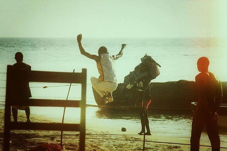 N Iguy Jumping