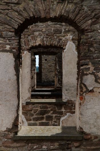 Borgholms castle Öland Borgholms Castle Borgholmslott Borgholms Slottsruin Borgholm Architecture Built Structure Staircase Building Building Exterior Steps And Staircases Old Wall Damaged Wall - Building Feature The Past History