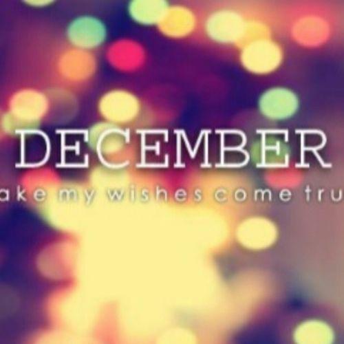 Meu mês!!! Vem com tudo.... Birthday Natal Wish True anonovo