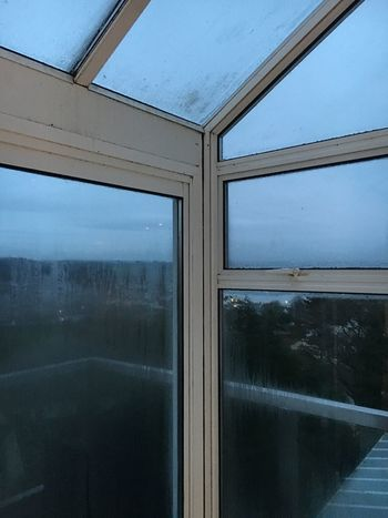 Fog Window Glass - Material Day No People Indoors  Built Structure Architecture Sky Building Exterior