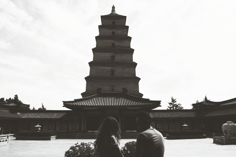 moments Black And White Blackandwhite Photography China Traveling In China