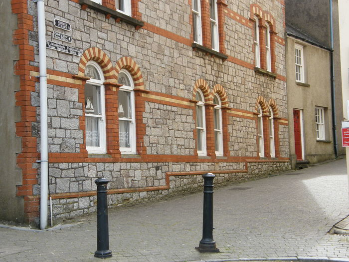 Architecture Brick Wall Building Exterior Built Structure City Day No People Outdoors Pembrokeshire Pembrokeshire Coast Tenby Victorian Architecture Victorian House