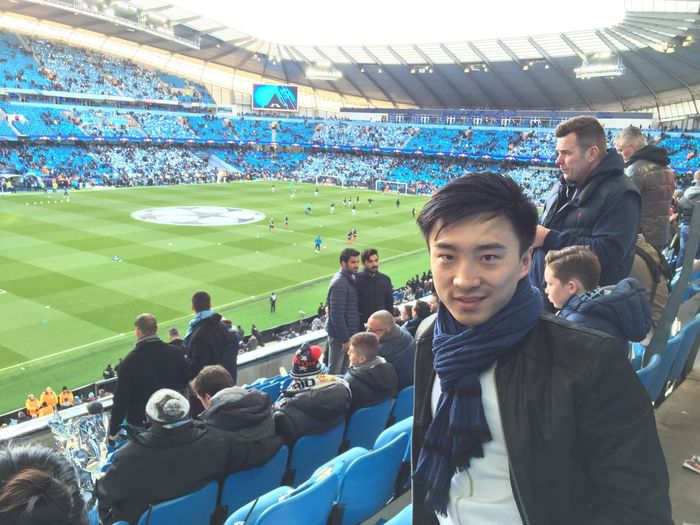Come on RM! Destroy them back home!