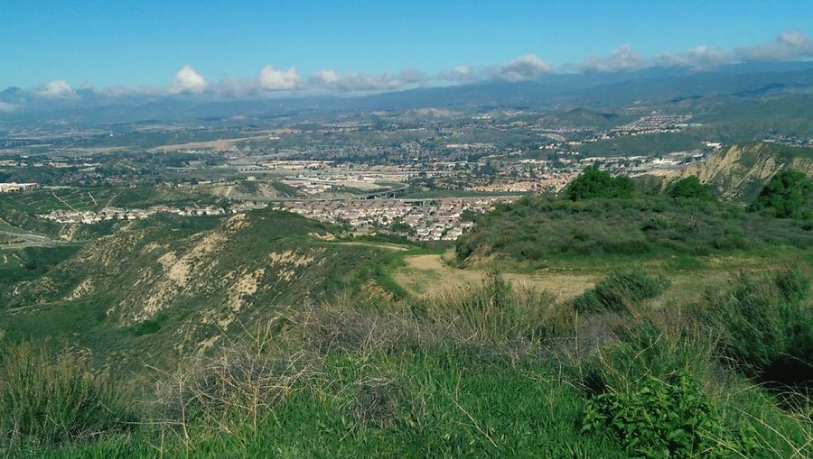 Morning Hike On A Hike Canyon Country Climbing A Mountain Little Boxes On The Hillside