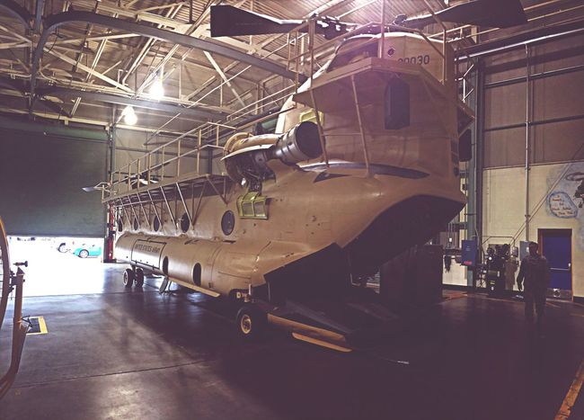 Chinook Helicopter Aviation Military
