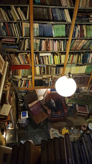 Books Bookshelf Library Old Buildings Old Room  Reading Room