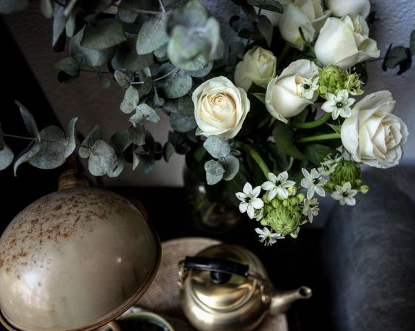 Flower Head Flower Bouquet Vase Close-up Plant