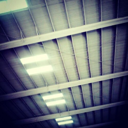 Wala lang Random Roof Basketballgym Gym lines lights morning delight friday tgif worklater happyteachersday Love Life Passion igers igersasia Philippines Cebu pinoy instalike instalove potd instaphoto photochallenge gray greatday noonbreak