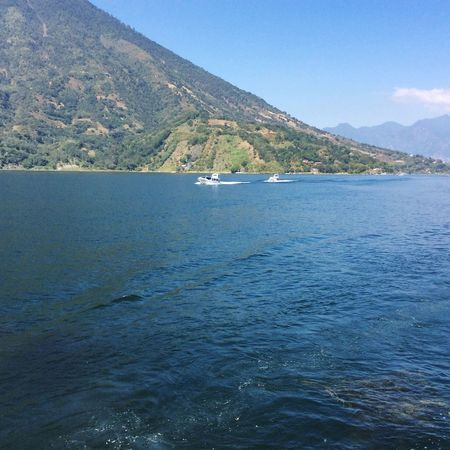 Guatemala Atitlan Lake Tranquil Scene Nature Water Tranquility Day Mountain Scenics Sky Architecture Nautical Vessel Rippled Waterfront Outdoors No People Beauty In Nature Sea