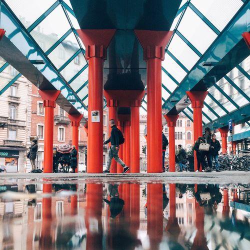 Commuting NEM Street AMPt - Street NEM Submissions NEM Architecture AMPt - Vanishing Point My Daily Commute