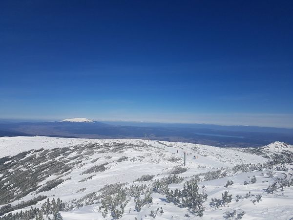 Top Of The Mountains