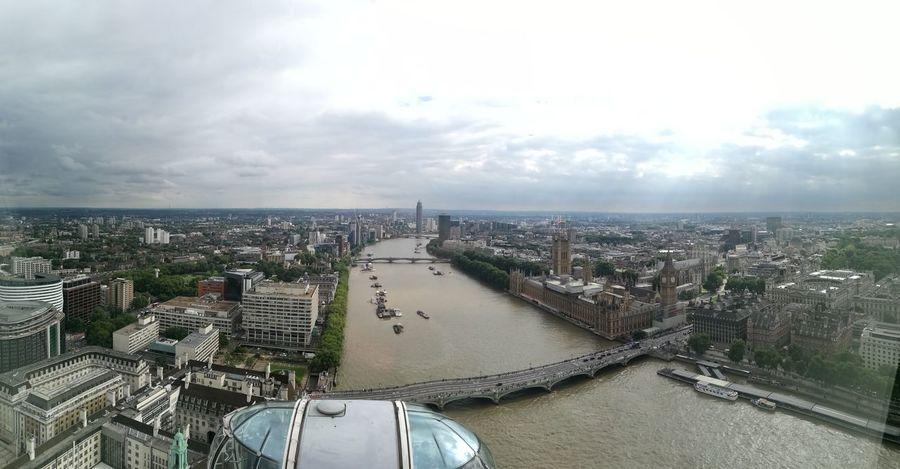 😍 London Eye LONDON❤ 😍😌😊 First Eyeem Photo