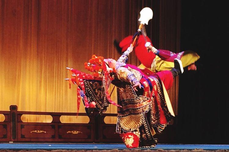 奚老师 Beijing Opera