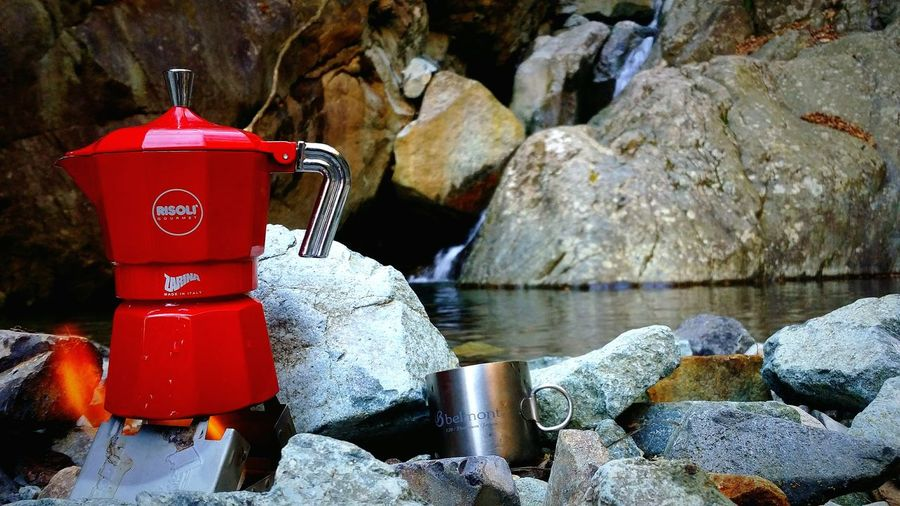 From My Point Of View EyeEm Nature Lover Enjoying Life Coffee Coffee Time Espresso Riverside Relaxing River Red Showcase: January