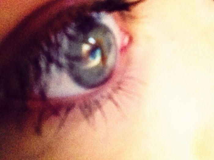 My Eye Looks Creepyy