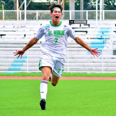 Goal celebration 🎆🎉⚽ . . . NCAA Ncaa90 Ncaaseason90 CSBvsSBC LSGH Greenies sbspotlight soccerbible juniors football bootspotting themanansala
