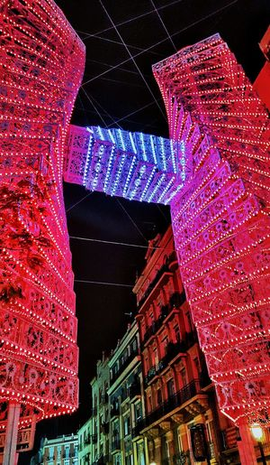 Fallas 2016 Luces Ligth Light-Play Ligths Ligths In The City Ligth_show Lightshow