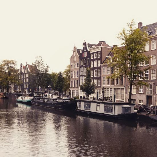 City View  City Life Traveling Dutch Canals Canals And Waterways Your Ticket To Europe