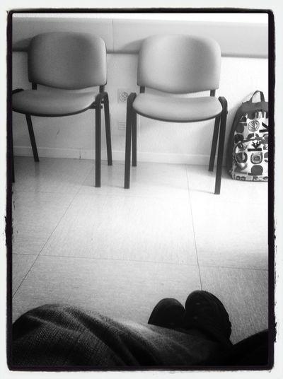 En El Hospital...
