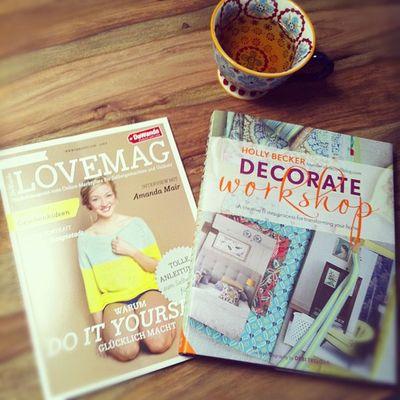 Neuer Lesestoff! /decor8 dawanda_de
