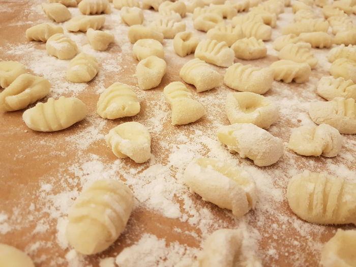 EyeEm Selects Gnocchi Di Patate Cooking Beach Close-up Food And Drink Pasta Italian Food Prepared Flour Rolling Pin Kneading The Still Life Photographer - 2018 EyeEm Awards