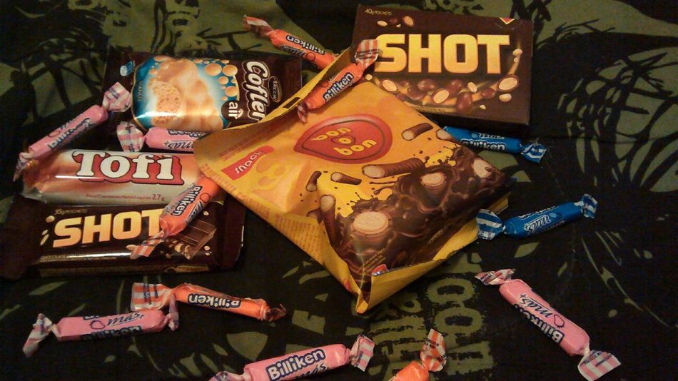 Shot BILLIKEN Cofler Bon O Bon Snaks Golosinas Candy Caramelos Chocolate Relaxing Time