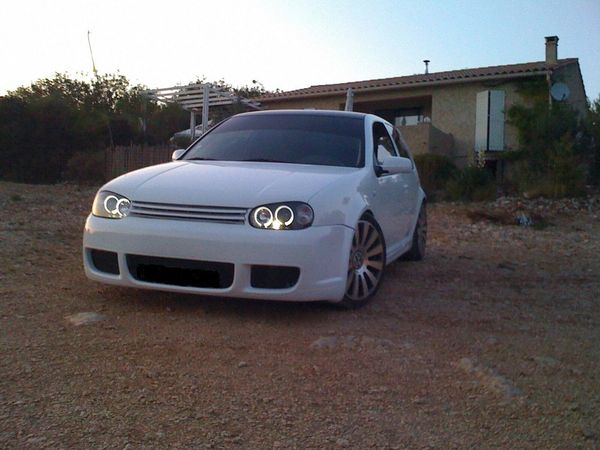VW Golf Mk4 Golf4 R32 Car My Favorite  On The Road CarShow