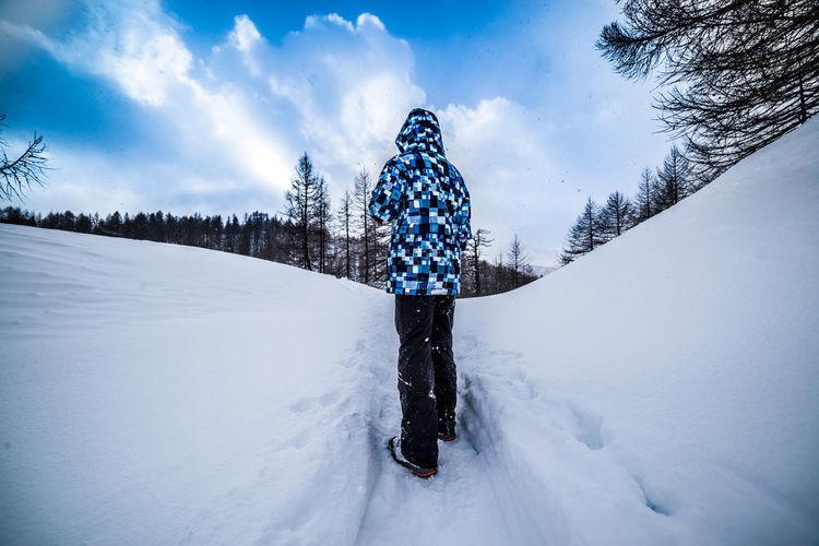 Go Snow Winter
