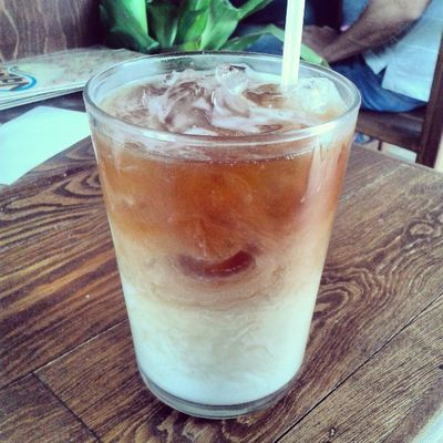 Thai Tea, la nueva bebida de Valego!!!
