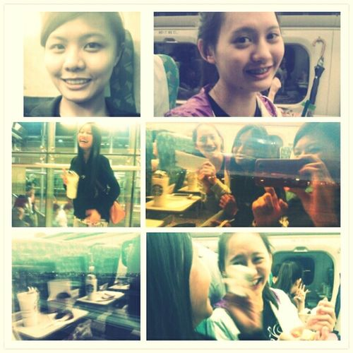 Crazy Girls Get High To Go To Taipei