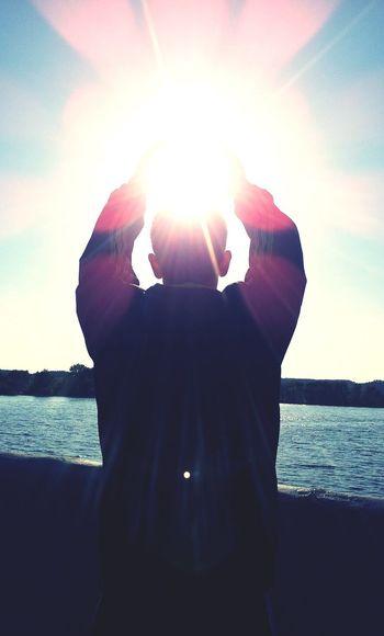солнце Sun Summertime Екатеринбург Ekaterinburg Beautiful Beautiful Day Sky небо Прекрасный день
