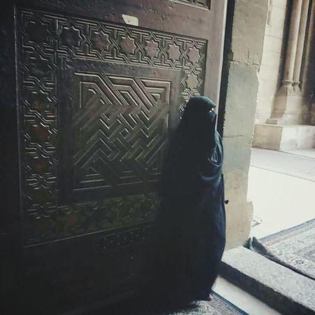 😌😌 Niqab Islamic ISLAM♥ Niqabist❤️ Niqabis Niqaab Islam Niqabi Love ♥ Artistic Islamic Art Art Arts Door