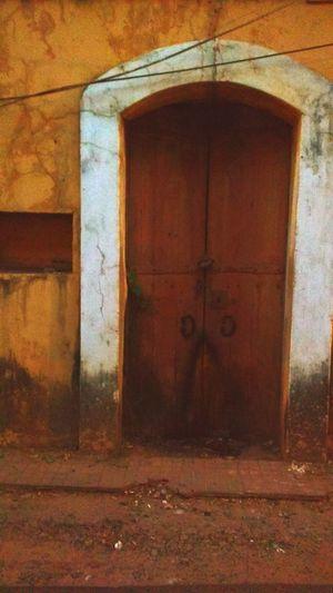 Doors that