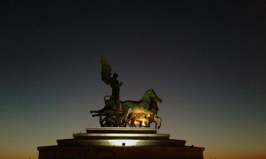 Victorian Vittoriano Statue Victory Cealing Eye4photography  EyeEm Gallery City View  Fresh On Eyeem  EyeEm Best Shots World From Above Photo Exhibit Rooftop Dreams Rooftops Collection Rooftopterrace Wings Horses Wingsteam Wings Open Wings Spread Elevated View Panoramic Elevator