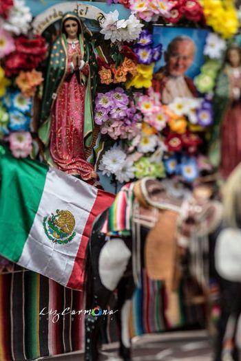 Esto es México Mexico Celebracion Color Mexicomaravilloso Mexicomagico Virgen De Guadalupe Bandera De Mexico