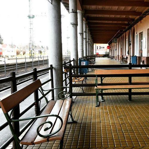 Zalaegerszeg Vasutallomas Trainstation Hungary Viszlatzala