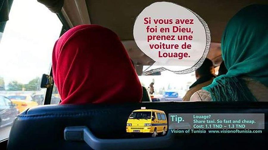 Louage ( Taxi ) in Tunisia so Fast and Cheap But Dangerous Tunisia Tunisie Vot Vision_of_tunisia http://www.facebook.com/visionoftunisia