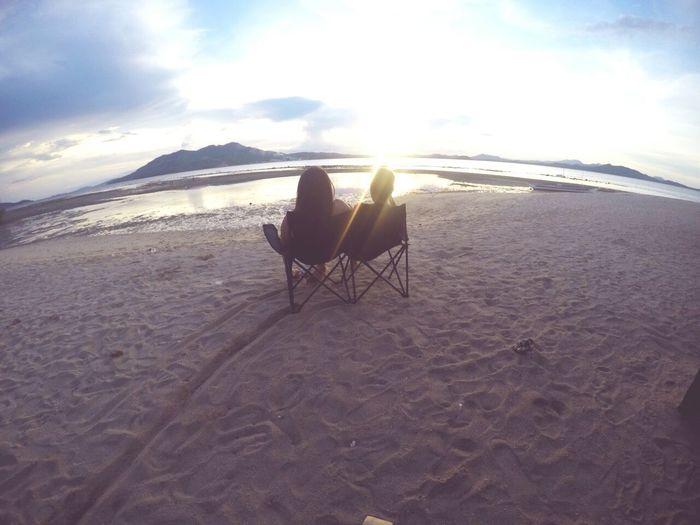 The Essence Of Summer Sunset Paradise Summer Summer Memories 🌄
