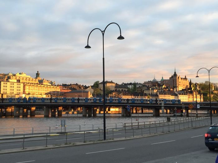 Stockholm Stockholm, Sweden Sundown Amazing Good Night ♡♡
