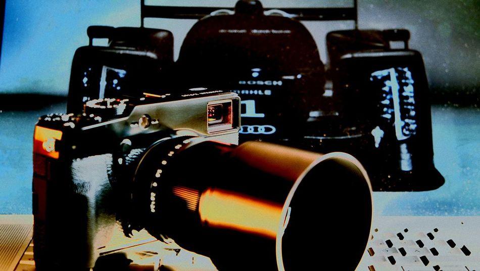 Racing Computer Laptop Camera Kamera Wec Audi Motorsport Silverstone Spa Q