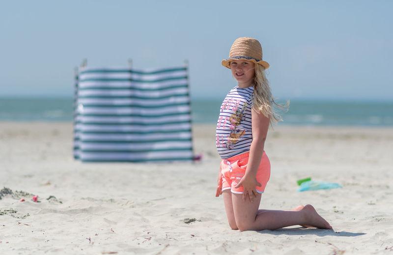 Beach Child
